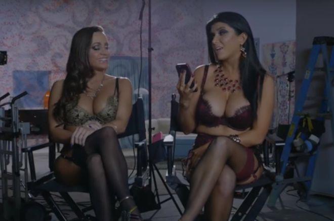 Horny σεξ μασάζ