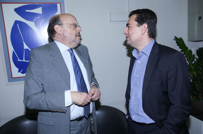 Ευάγγελος Αντώναρος (πρώην υπουργός), Σκρέκας Κωνσταντίνος (Βουλευτής ΝΔ)