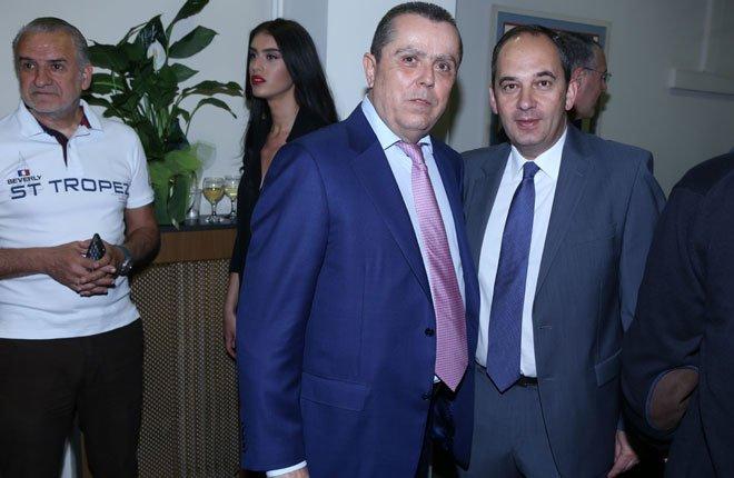 Με τον Γιάννη Πλακιωτάκη (βουλευτής ΝΔ)