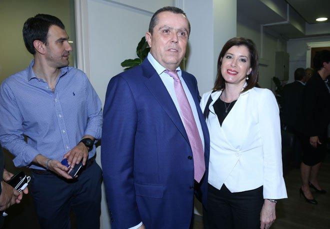 Με την Άννα Μισέλ Ασημακοπούλου (Βουλευτής ΝΔ)