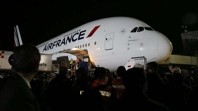 Απεργία πιλότων Air France