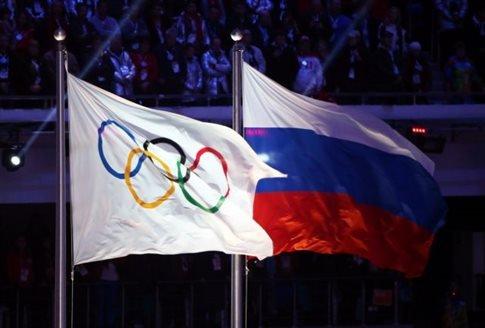 Ρωσία Ολυμπιακοί Αγώνες