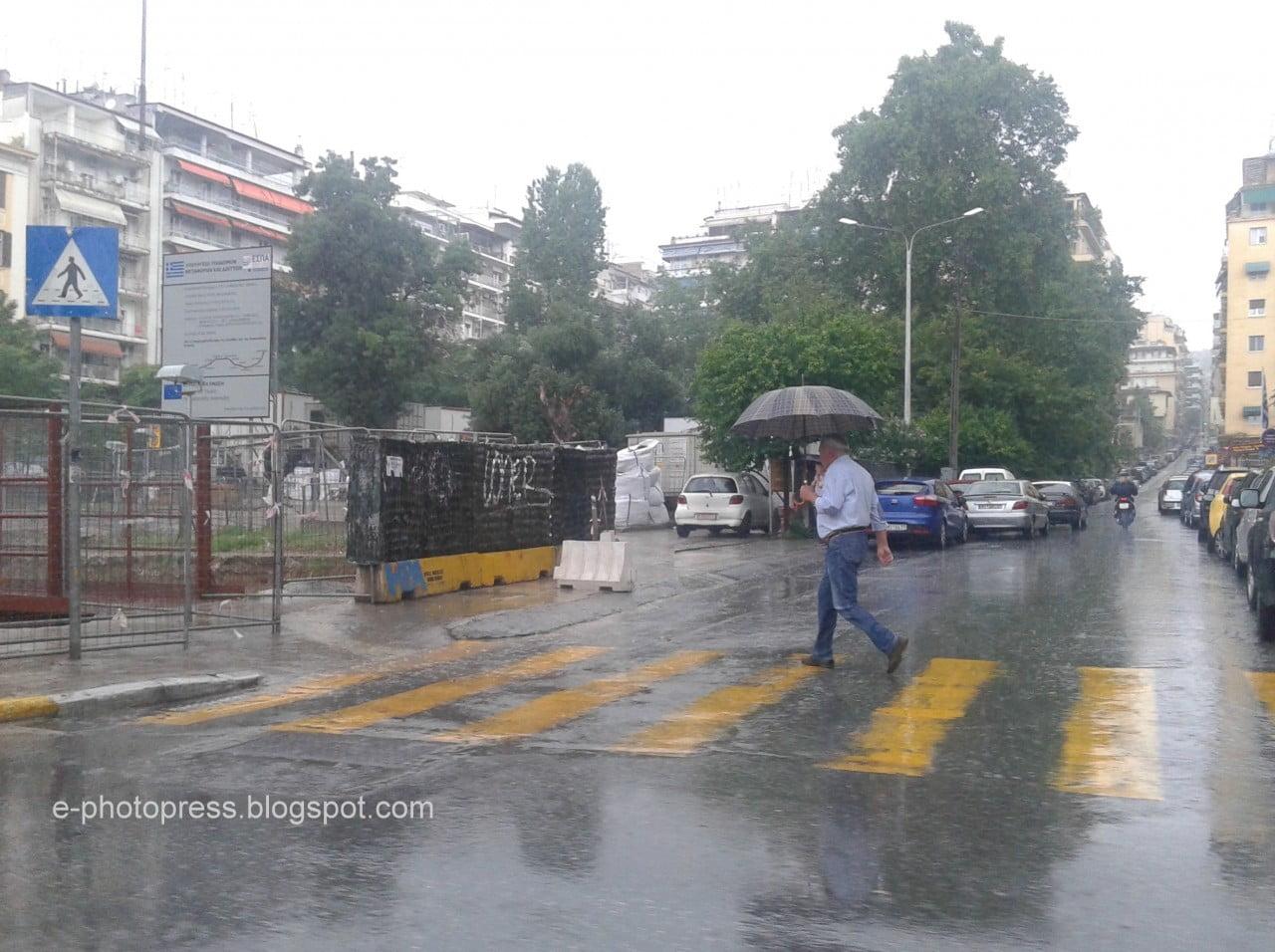 βροχή φωτο Σάββας Αυγητίδης