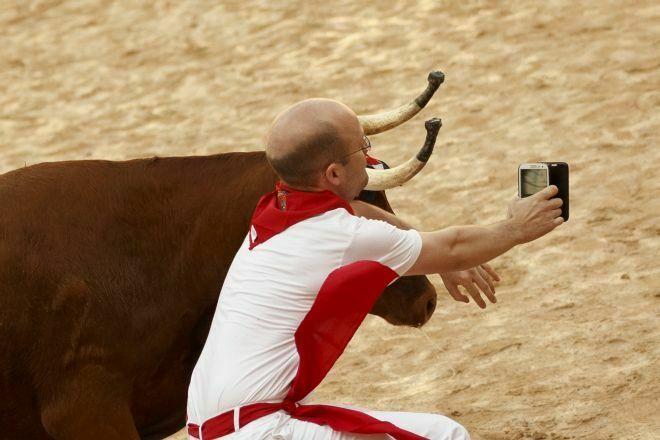 selfie-tavros