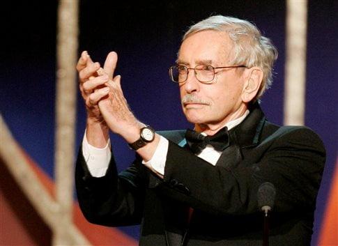 Ο Έντουαρντ Άλμπι, που θεωρείτo ένας από τους μεγαλύτερους θεατρικούς συγγραφείς της εποχής του, είχε βραβευτεί τρεις φορές με Πούλιτζερ   (Φωτογραφία:  Reuters )