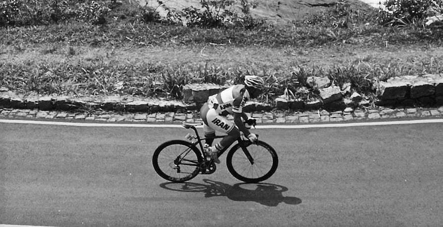 Ιρανός ποδηλάτης Παραολυμπιακοί Αγώνες