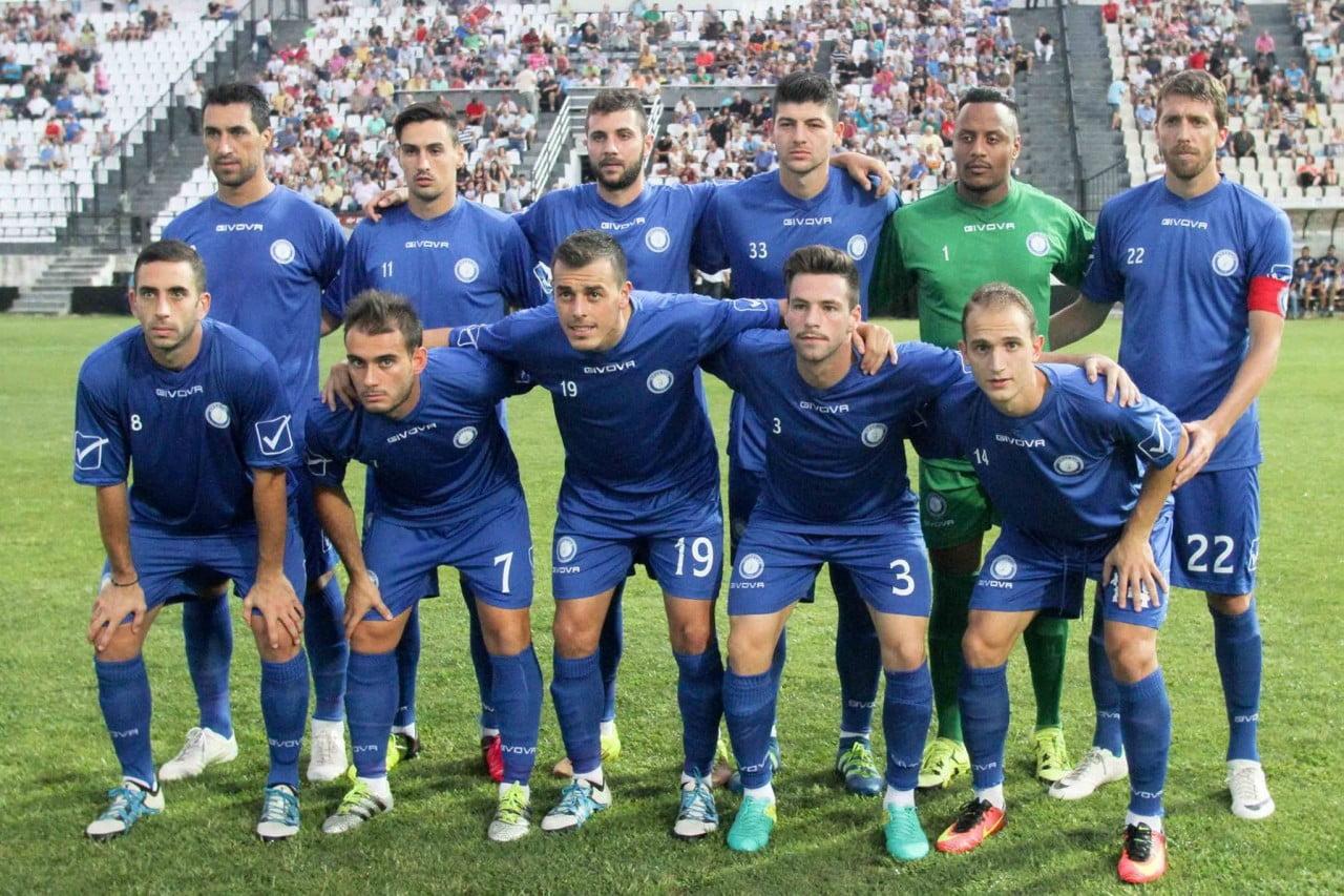 φωτο: fb page FC Iraklis