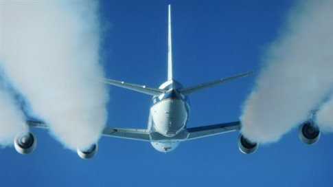H αεροπορική βιομηχανία απελευθερώνει περισσότερο CO2 από ό,τι ολόκληρη η Γερμανία   (Φωτογραφία:  NASA )