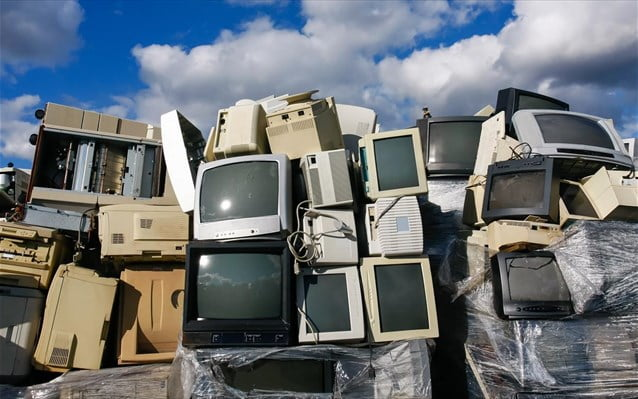 ηλεκτρονικά σκουπίδια