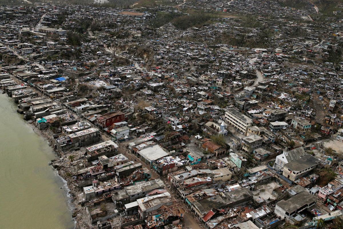 Αϊτή, REUTERS/Carlos Garcia Rawlins