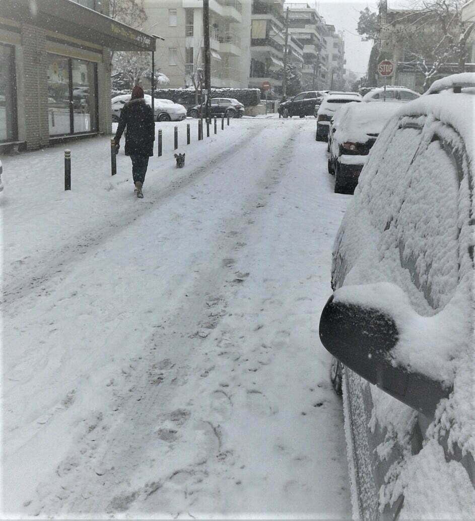 χιόνι, ΦΩΤΟ ΣΑΒΒΑΣ ΑΥΓΗΤΙΔΗΣ