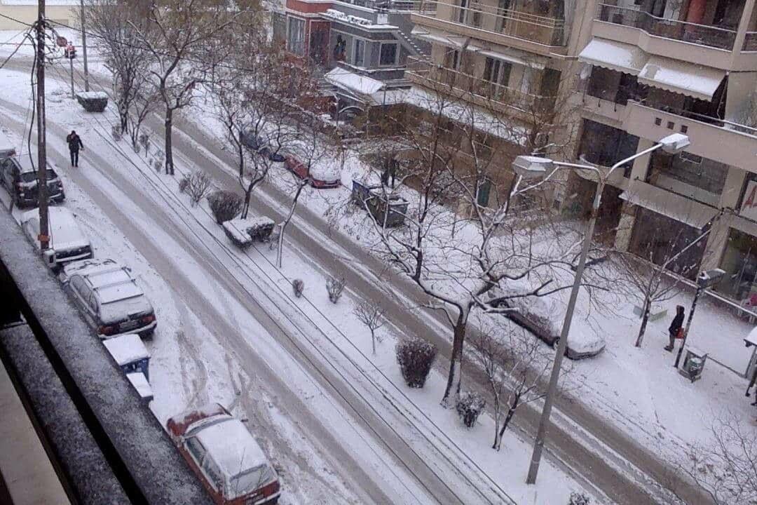 χιονι ΦΩΤΟ ΣΑΒΒΑΣ ΑΥΓΗΤΙΔΗΣ