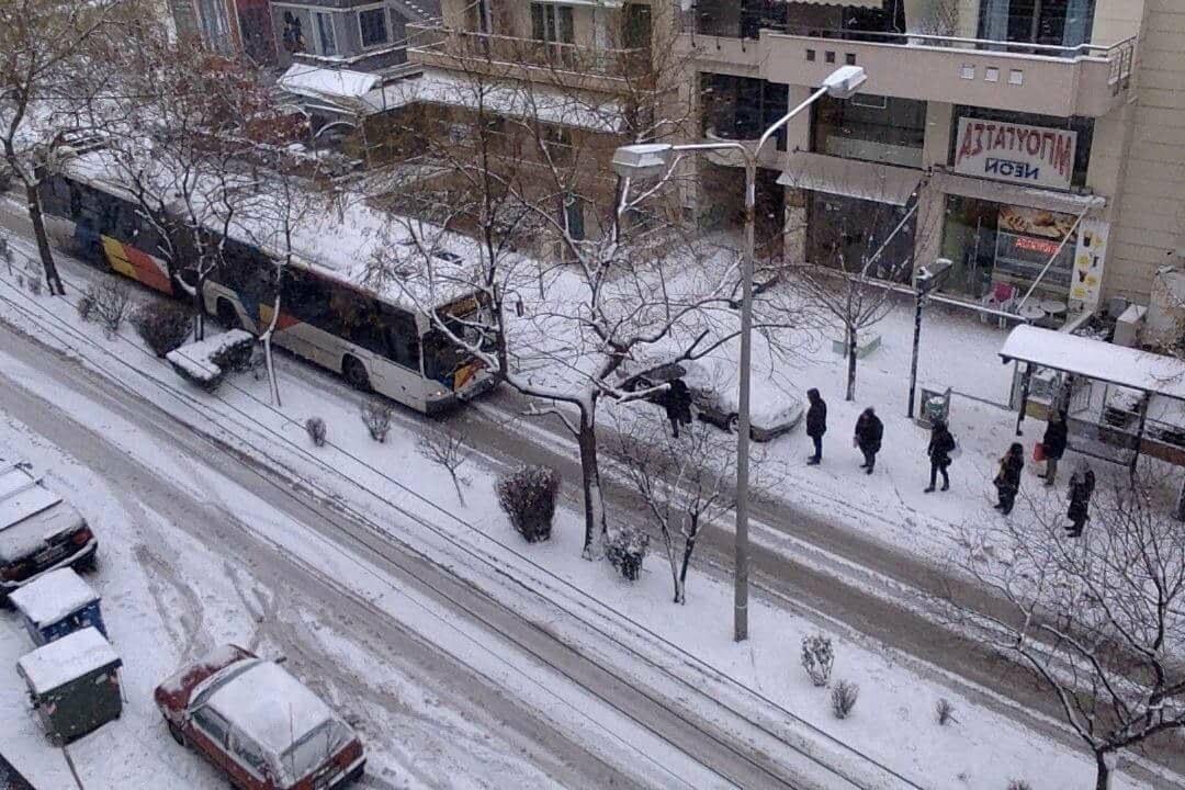 χιόνι ΦΩΤΟ ΣΑΒΒΑΣ ΑΥΓΗΤΙΔΗΣ