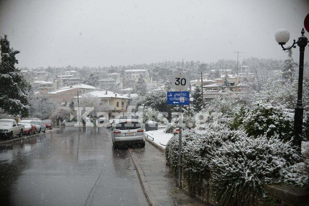 χιονι, φωτο Σαββας Αυγητίδης