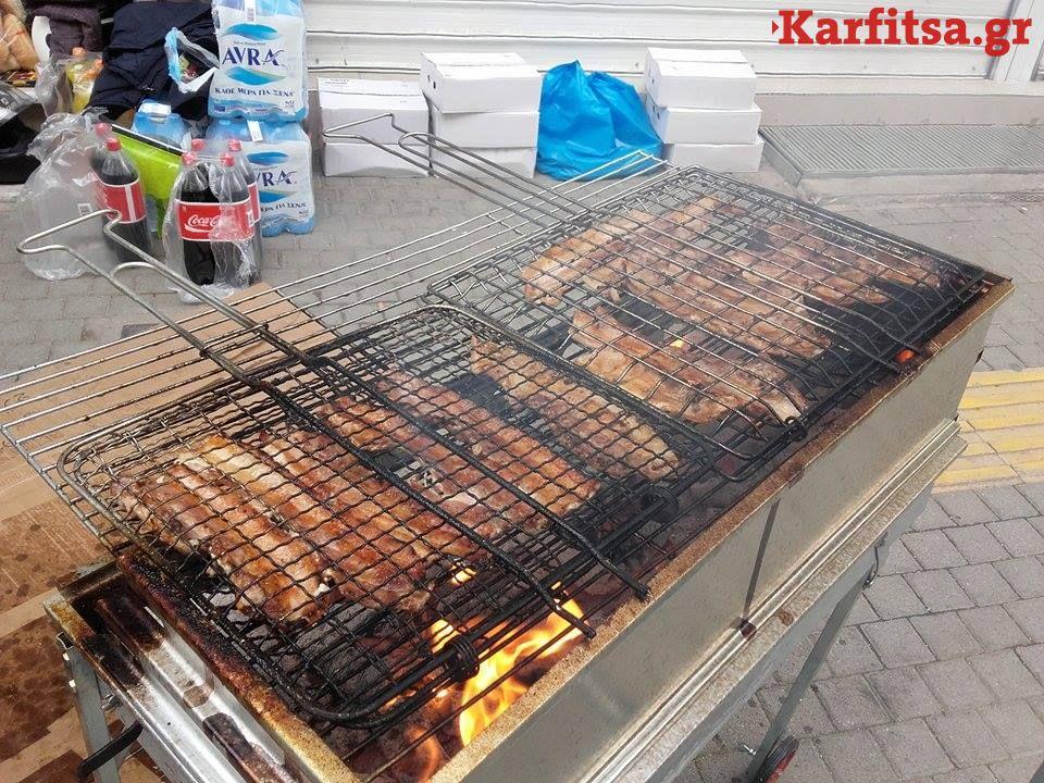 b6afb262add ΤΩΡΑ – Δωρεάν φαγητό στο κέντρο της Θεσσαλονίκης! (ΦΩΤΟ) - Karfitsa.gr