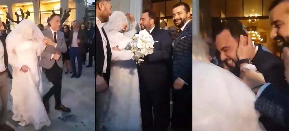 Κρήτη φάρσα σε γάμο