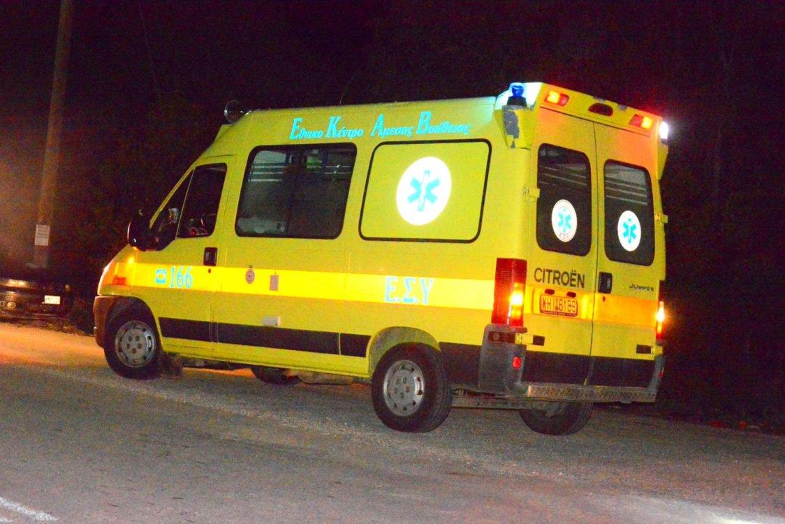 Νεκρός 59χρονος σε τροχαίο στο 2ο χλμ Επανομής-Πλαγιαρίου