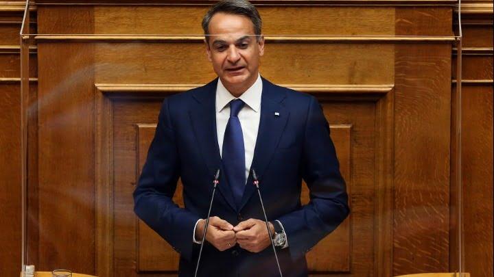 """Μητσοτάκης: """"Όχι"""" σε νέους διχασμούς – H Ελλάδα του 2021 δεν είναι η Ελλάδα του 2011"""